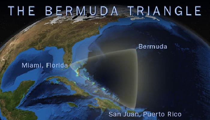 बर्म्युडा ट्रँगलचे रहस्य उलगडल्याचा वैज्ञानिकांचा दावा