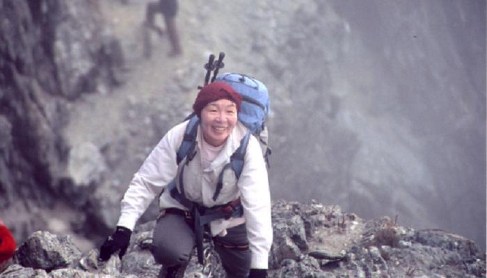 एव्हरेस्ट सर करणारी पहिली महिला जुनको तबैई यांचे निधन