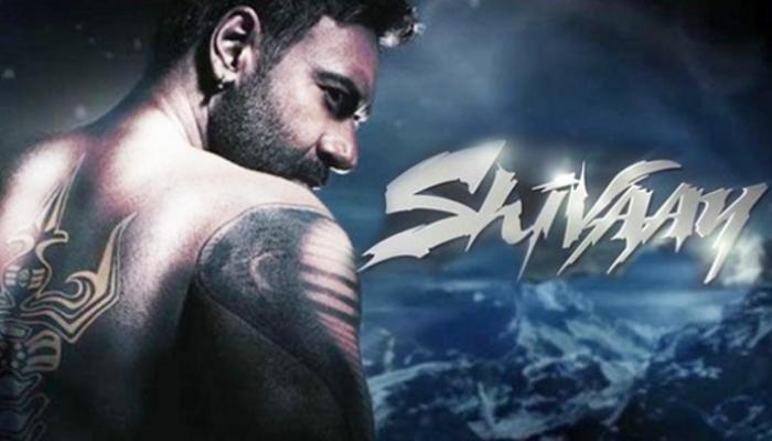 अजय देवगनच्या 'शिवाय' सिनेमाचा दुसरा ट्रेलर