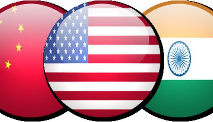 चीनने अमेरिकेला दिली धमकी, भारताशी सीमावादावर नाक नका खुपसू