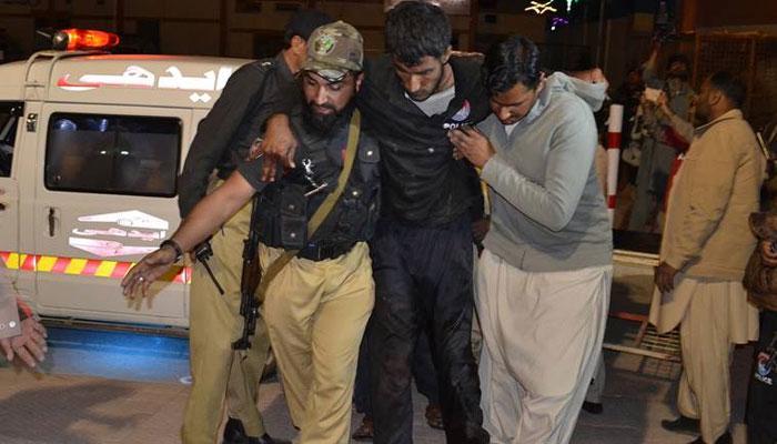 पाकिस्तानात पोलीस ट्रेनिंग सेंटरवर दहशतवादी हल्ला, 44 पोलीस ठार