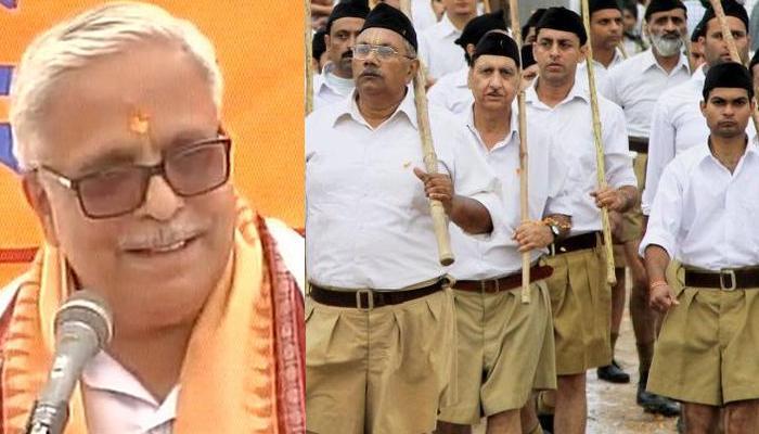 राम मंदिर उभारणीचे कायदेशीर अडथळे सरकारनं दूर करावे - संघाची मागणी