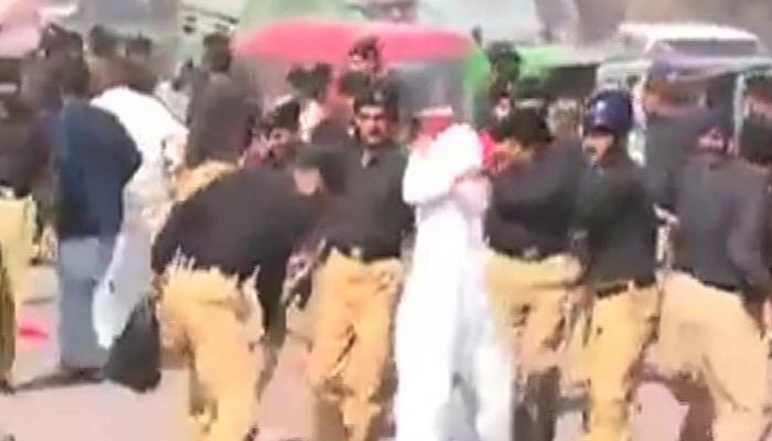 PoK मध्ये पाकिस्तान सरकार विरोधात निदर्शने