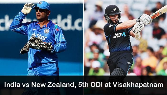 Live : न्यूझीलंडला विजयासाठी 270 रनची गरज