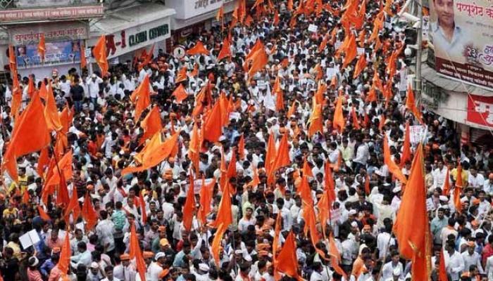 दिल्लीत 20 नोव्हेंबरला मराठा क्रांती मूक मोर्चा