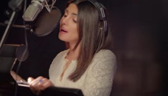 प्रियंका चोप्राच्या आवाजातील व्हेंटिलेटरमधील गाणे