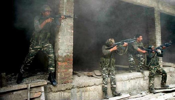पाकिस्तानकडून पुन्हा शस्त्रसंधीचे उल्लंघन, पूंछमध्ये गोळीबार