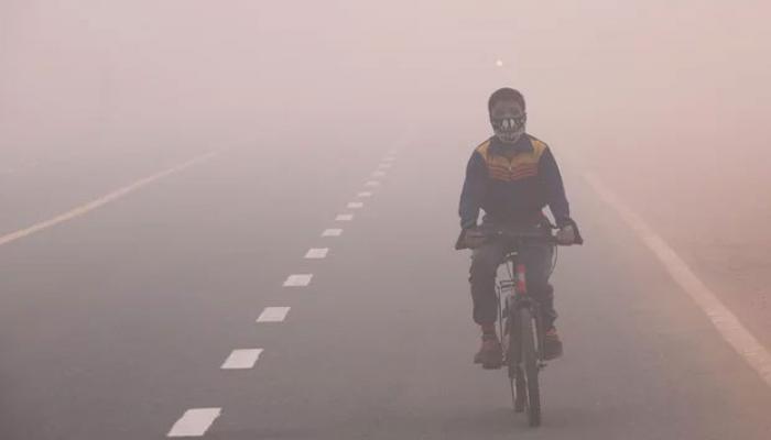 प्रदूषणावरुन केंद्रासह दिल्ली हरियाणा, पंजाब, राजस्थान सरकारला फटकारलं