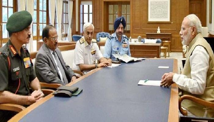 आणखी एक जवान शहीद, पंतप्रधानांनी बोलावली बैठक