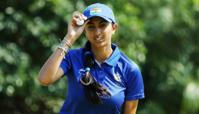 गोल्फर आदिती अशोक युरोपियन ओपन जिंकणारी पहिली भारतीय महिला