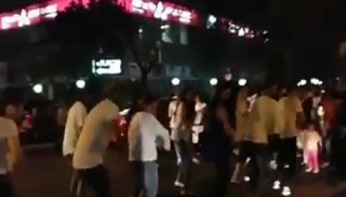 मुंबईत 'आनंदी राहा' स्ट्रीट महोत्सव