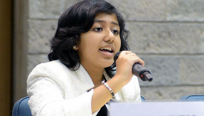 भारतीय मुलीचं नाव 'आंतरराष्ट्रीय बालशांती पुरस्कारा'च्या घोडदौडीत