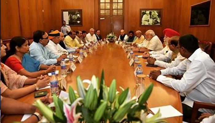 पंतप्रधानांनी बोलावली मंत्रिमंडळाची तातडीची बैठक