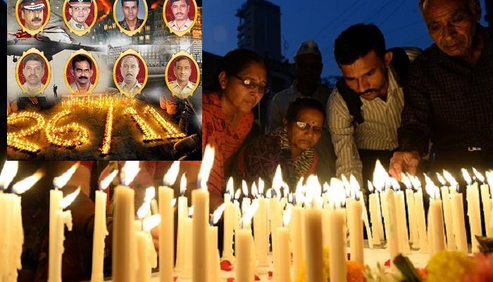 मुंबईवरील हल्ल्याला आठ वर्ष, शहीदांना भावपूर्ण श्रद्धांजली
