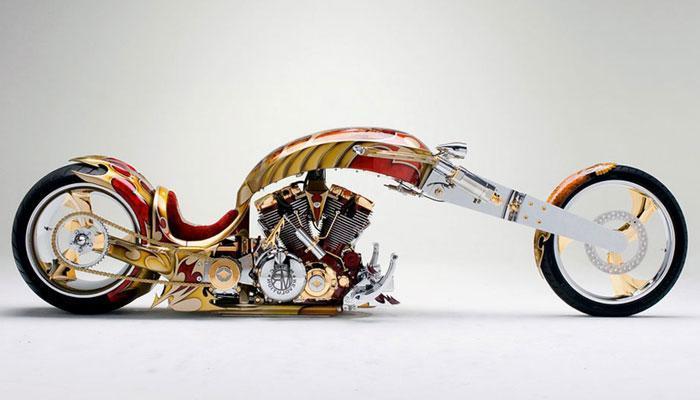 जगातल्या सर्वात महाग बाईक