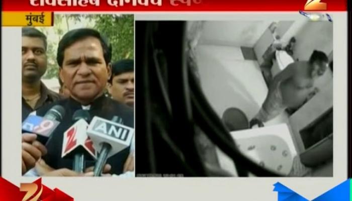 Mumbai Rao Saheb Danwe On CCTV Footage Of Baba