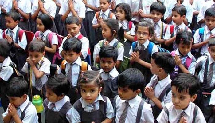14 हजार विद्यार्थ्यांचा इंग्रजी माध्यमांच्या शाळांना बाय बाय