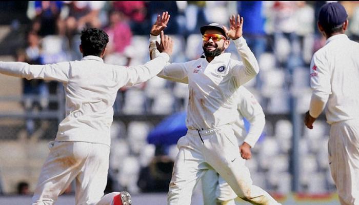 कसोटी मालिकेत निर्भेळ यशासाठी भारत सज्ज