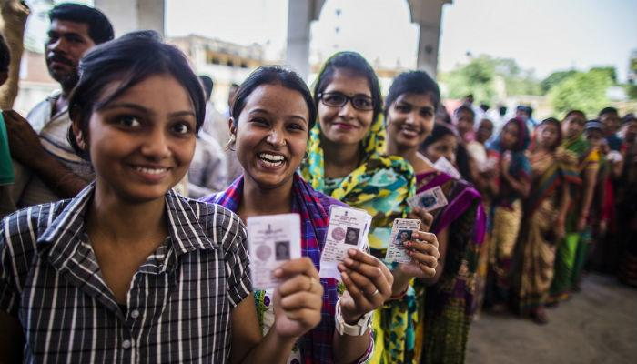 पहिल्यांदाच महिलांसाठी वेगळी मतदान केंद्र