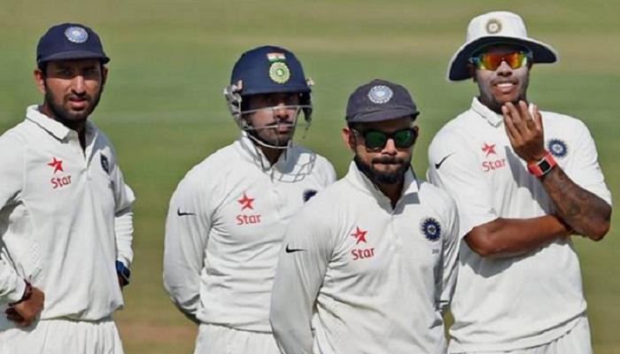 चेन्नईमध्ये भारताची विक्रमी धावसंख्या