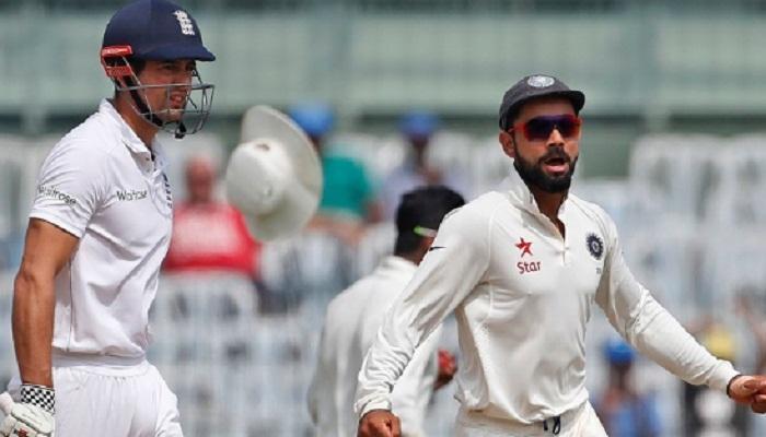 विराटच्या नेतृत्वाखाली भारताचा सलग 18वा कसोटी विजय