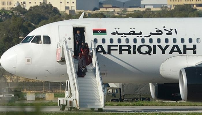 लिबियात विमानाचं अपहरण, सर्व प्रवाशांची सुखरुप सुटका