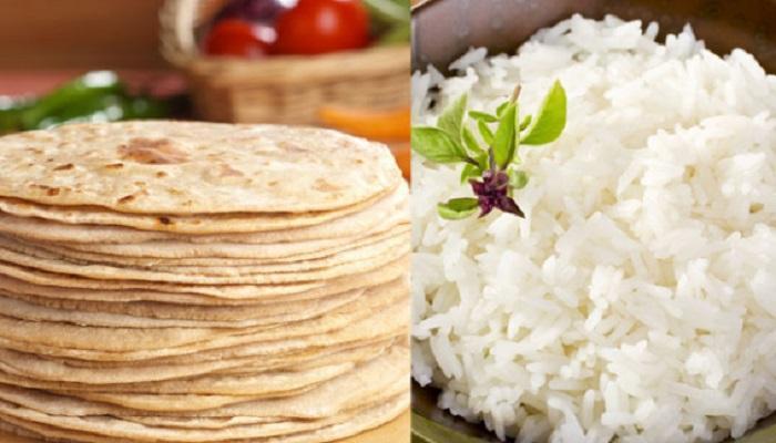 जाणून घ्या आरोग्यासाठी काय आहे योग्य...भात की पोळी?