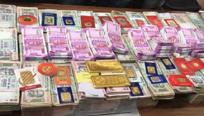 नवी मुंबईत ३५ लाख आणि २ किलो सोने जप्त
