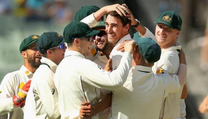 सलग दुसऱ्या टेस्टमध्ये ऑस्ट्रेलियाकडून पाकिस्तानचा पराभव