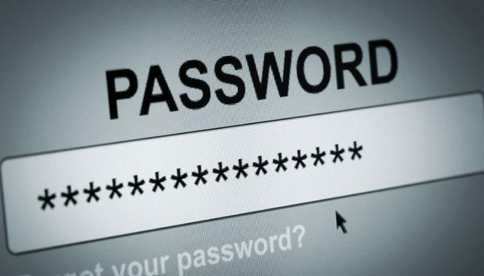 हे सर्वाधिक वापरले जाणारे कॉमन पासवर्ड