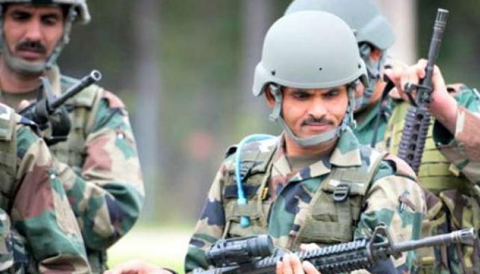 भारतीय जवानांना मिळणार आधुनिक हेल्मेट
