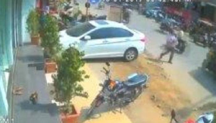 औरंगाबादमध्ये बाईक पार्किंगच्या वादावरून राडेबाजी