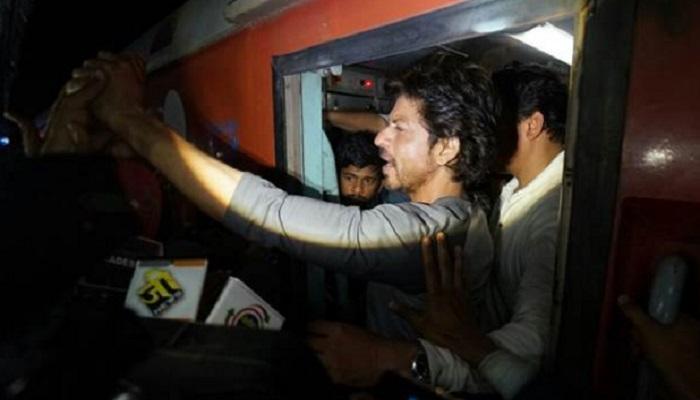 रईसच्या प्रमोशननं घेतला शाहरुखच्या 'फॅन'चा बळी