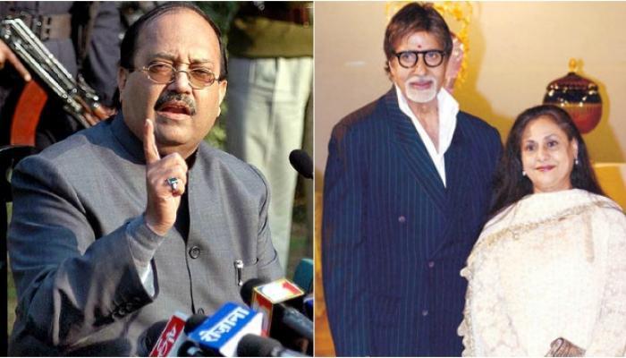 'अमिताभ-जया बच्चन एकत्र राहत नाहीत'