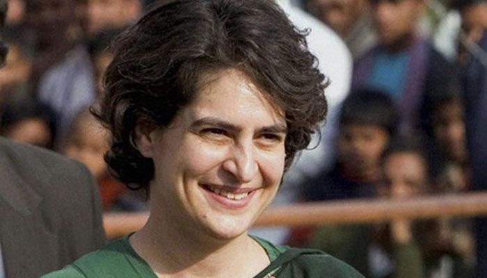 'प्रियांका गांधींपेक्षा सुंदर चेहरा भाजपाकडे'