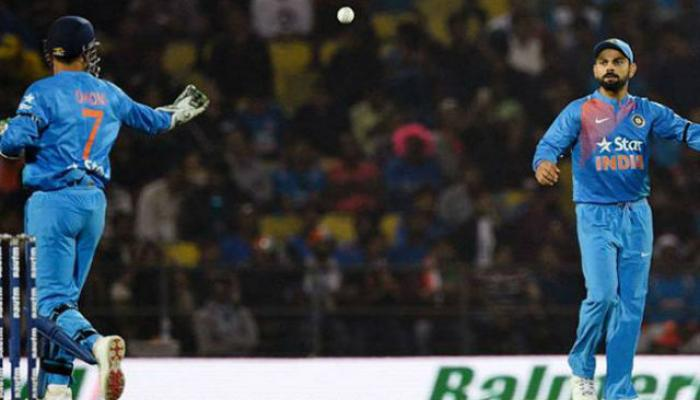 विराट नाही तर धोनीच्या नेतृत्वात झाला भारताचा विजय