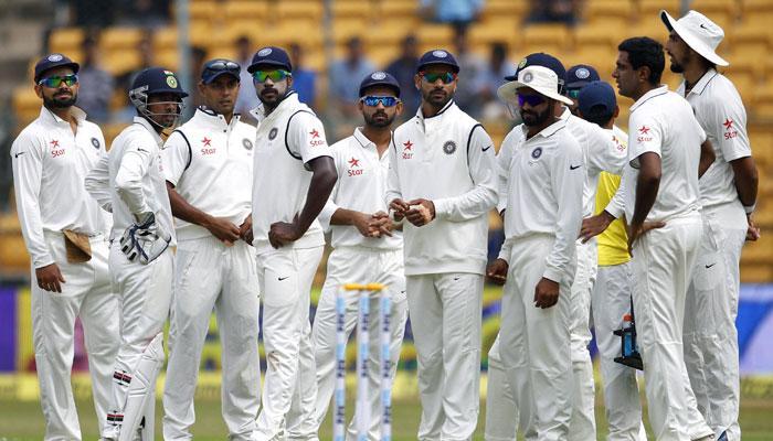 बांग्लादेशविरुद्धच्या एकुलत्या एक टेस्टसाठी भारत सज्ज