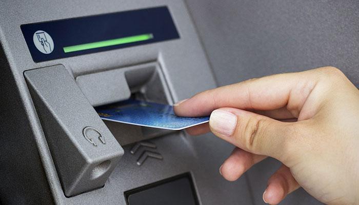 बँकेत खाते नसतानाही मिळाली दोन एटीएम कार्ड
