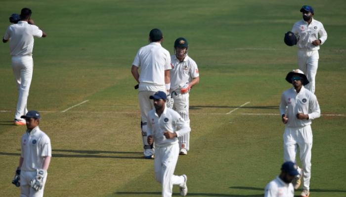 सराव सामन्यात भारताकडून ऑस्ट्रेलियाचा पोपट!
