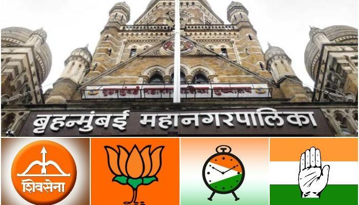 मुंबई मनपा निवडणुकीवर सट्टा, कोणाला मिळणार किती जागा ?