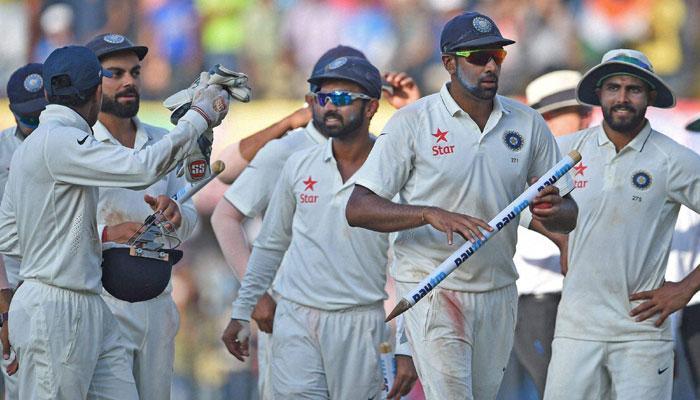 भारतासमोर विजयासाठी ४४१ धावांचे आव्हान
