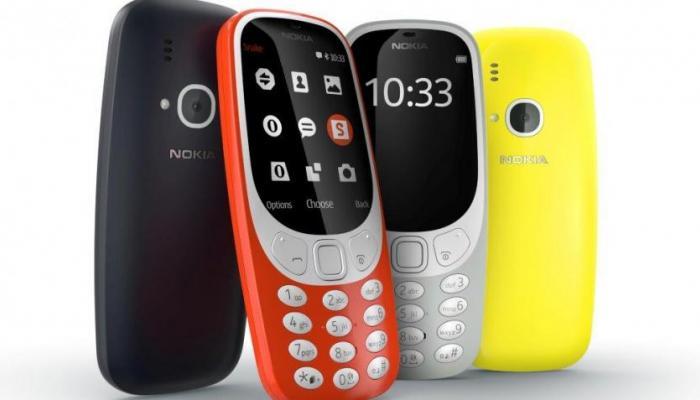 नोकिया 3310 रीलाँच, आणखी 3 अँड्रॉईड स्मार्टफोनही लाँच