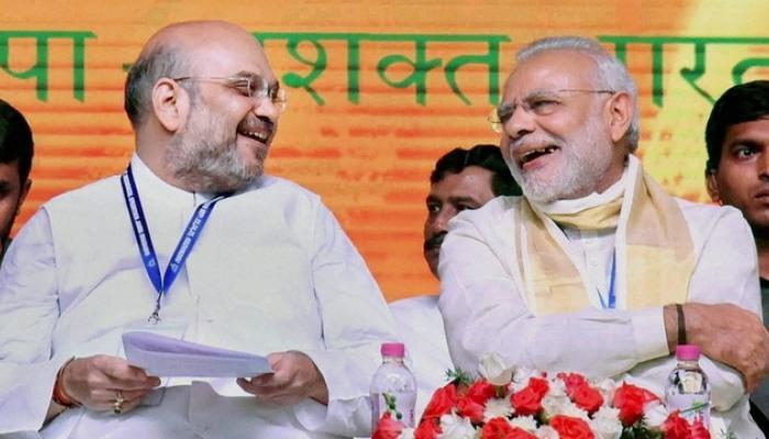भारतीय राजकारणात मोदी-शहा युगाची सुरुवात