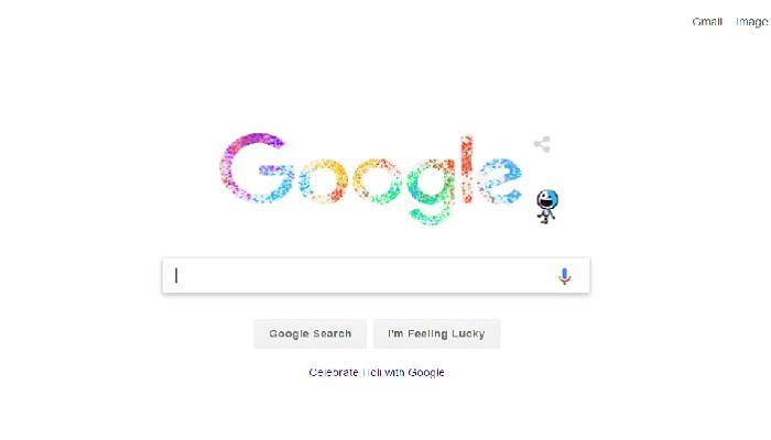 गूगल करतोय डूडलच्या माध्यमातून रंगांचा सण साजरा