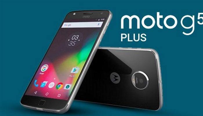 भारतात मोटो जी -5 हा स्मार्टफोन लॉन्च