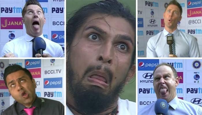 भारत विरुद्ध ऑस्ट्रेलिया सामन्याआधी घडला मजेशीर किस्सा
