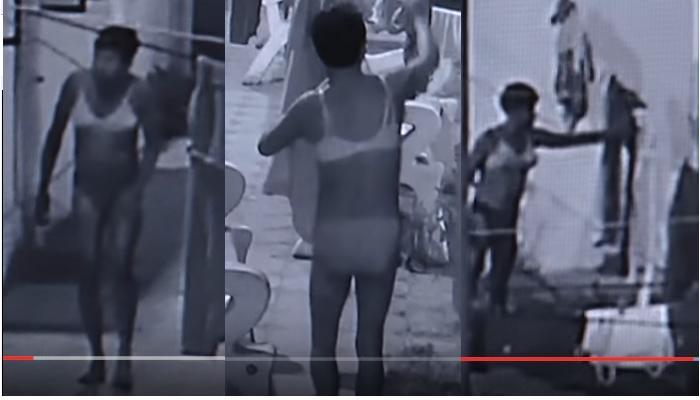 लेडीज होस्टेलमध्ये अंडरगार्मेंट चोराचा धुमाकूळ