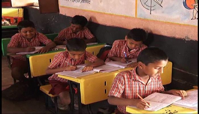 आश्चर्य: खासगी शाळा सोडून मुलं जिल्हापरिषदेच्या शाळेत