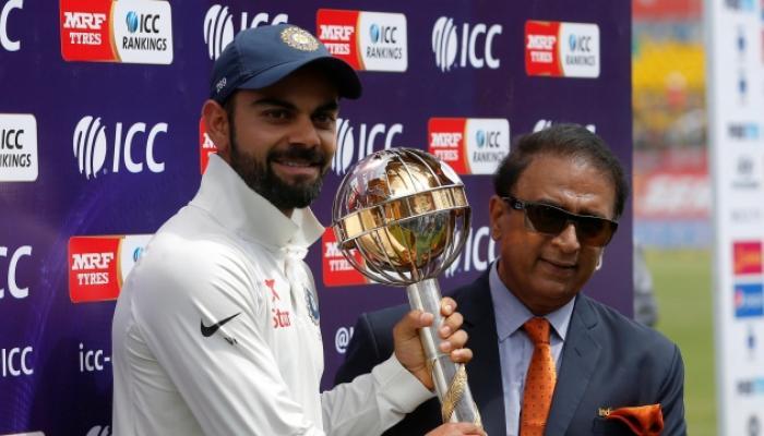 ऑस्ट्रेलियाविरुद्धच्या विजयानंतर भारतीय टीमवर पैशांचा वर्षाव