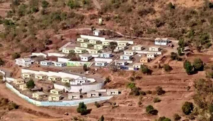 माळीणमध्ये नवी पहाट, गावाचं मुख्यमंत्र्यांच्या हस्ते लोकार्पण